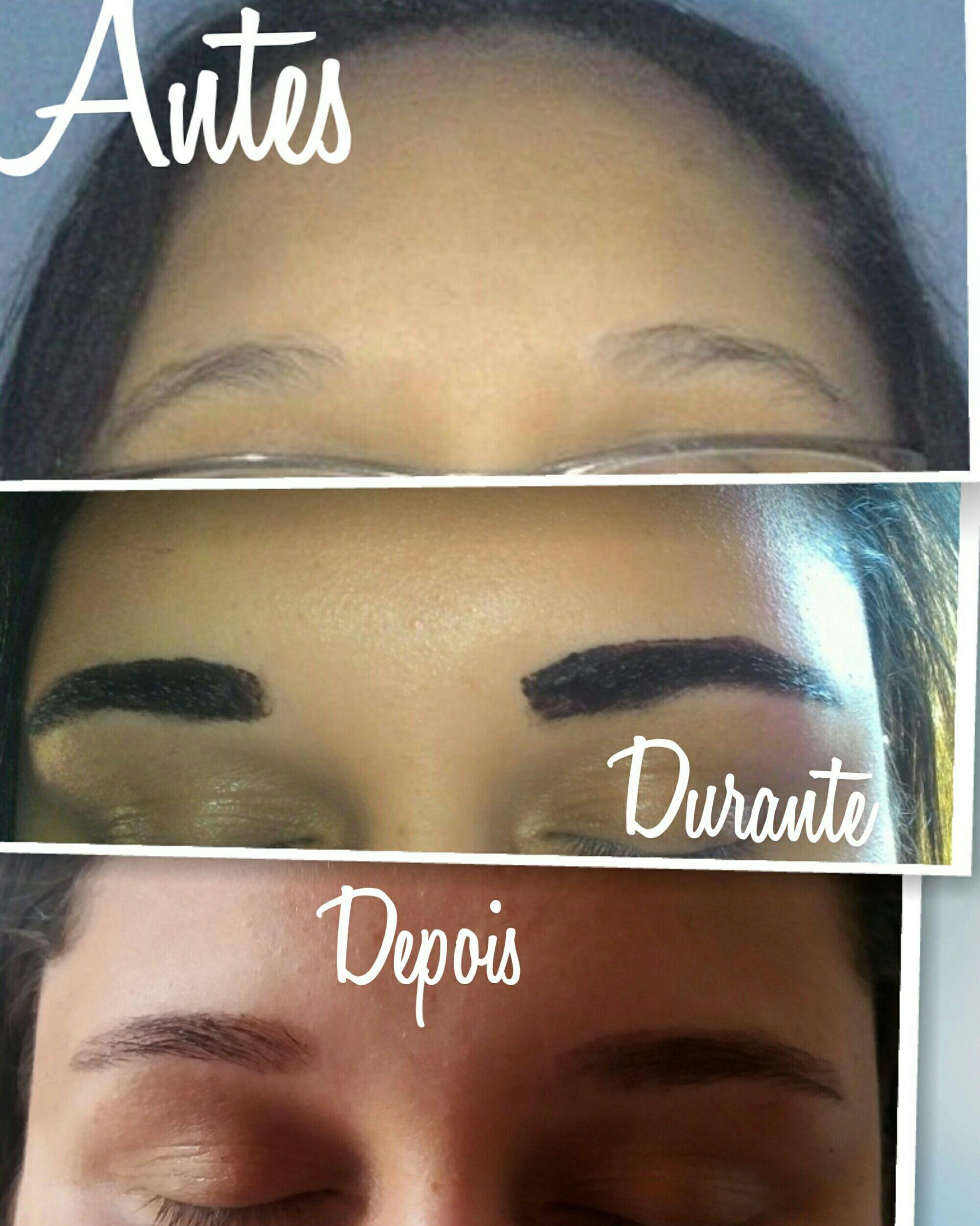 Trabalho de hoje. Designer de sobrancelha e correção com henna. outros maquiador(a) designer de sobrancelhas maquiador(a) maquiador(a)