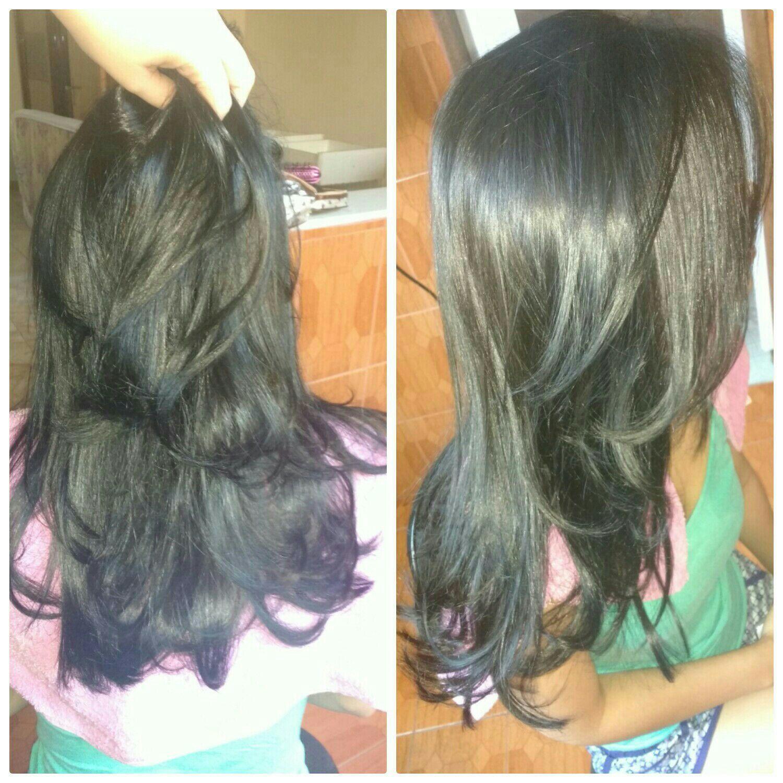 Reposição de massa cabelo cabeleireiro(a)