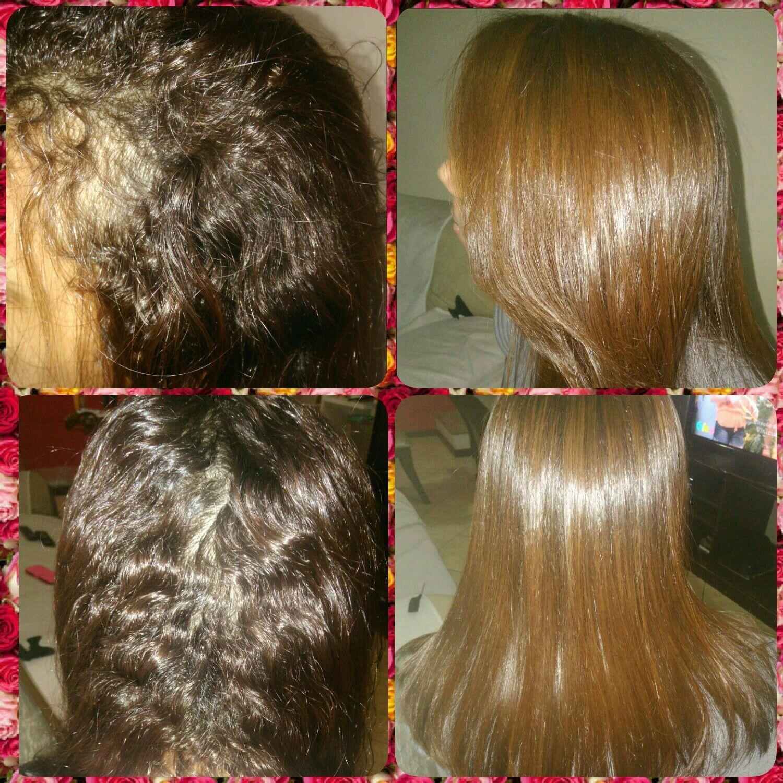 Realinhamento e corte! cabelo cabeleireiro(a)