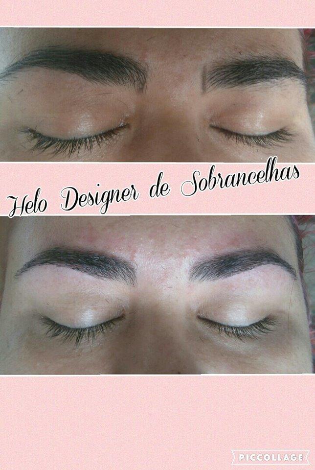 Sobrancelhas ainda mais definidas!! Designer de sobrancelhas, amo o que faço. estética designer de sobrancelhas micropigmentador(a)