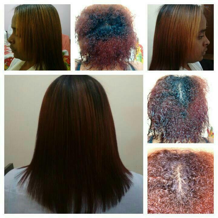 Progressiva ybera sem formol cabelo cabeleireiro(a)