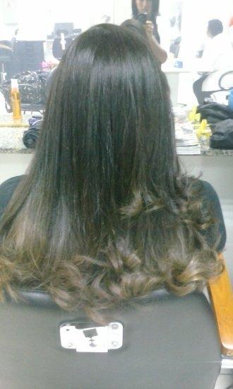 Hidratação,Escova & prancha cabelo cabeleireiro(a) manicure e pedicure