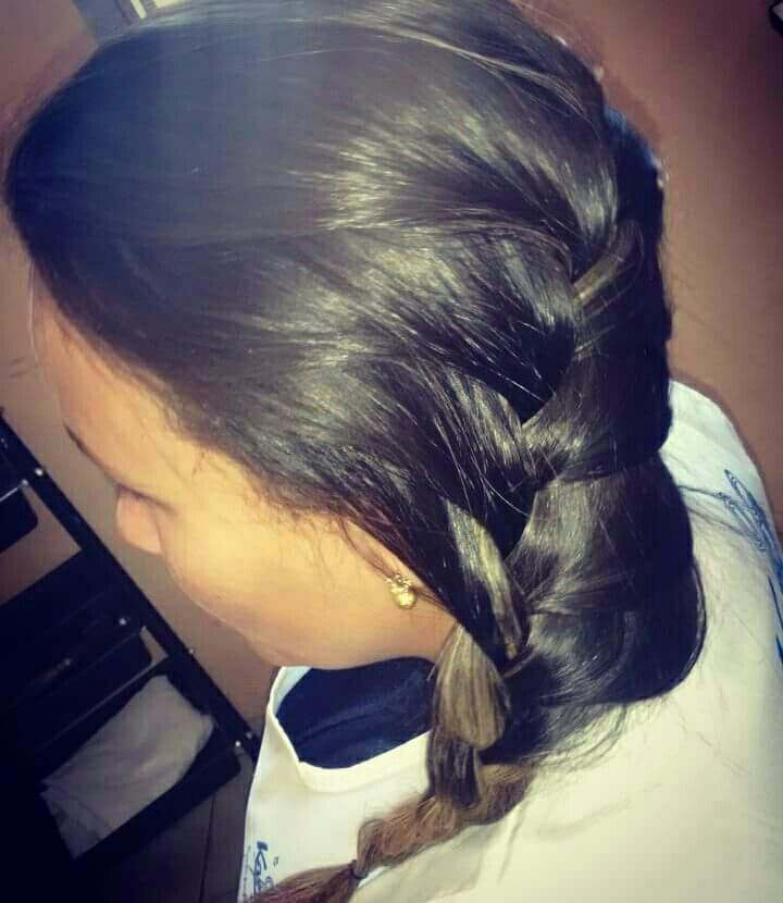 Curso de penteado com tranças cabelo auxiliar cabeleireiro(a)