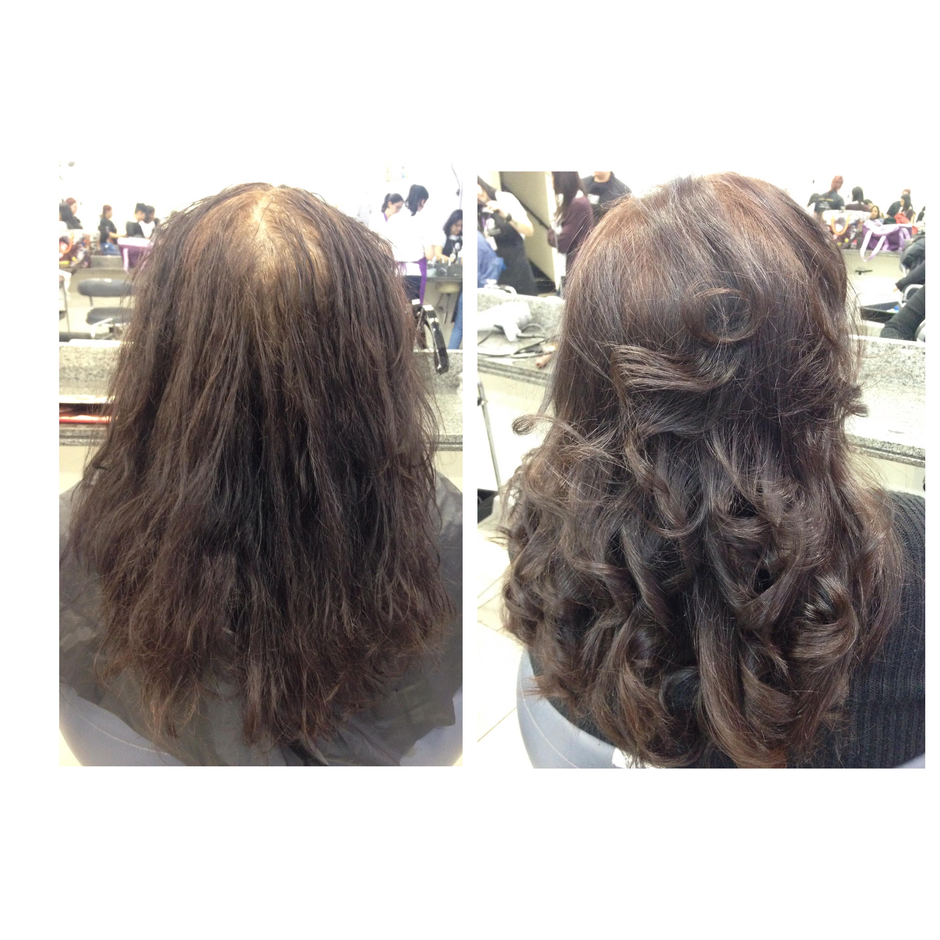 cabelo auxiliar cabeleireiro(a) recepcionista