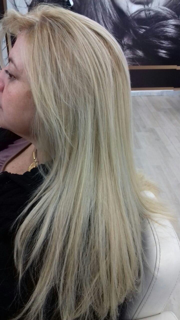 correção da cor cabelo cabeleireiro(a) maquiador(a)
