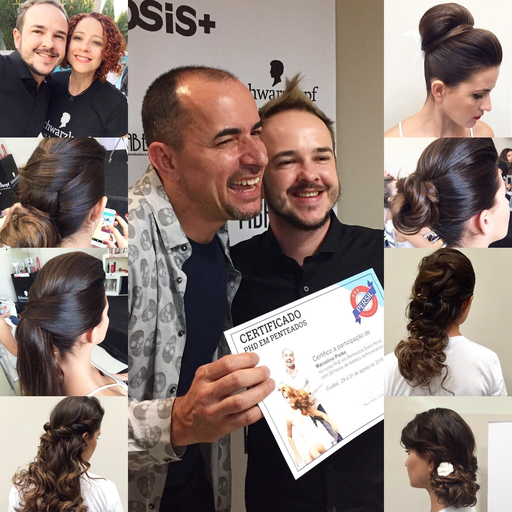 PHD Penteados Com Paulo Persil - Mago das Noivas cabelo cabeleireiro(a) empresário(a)