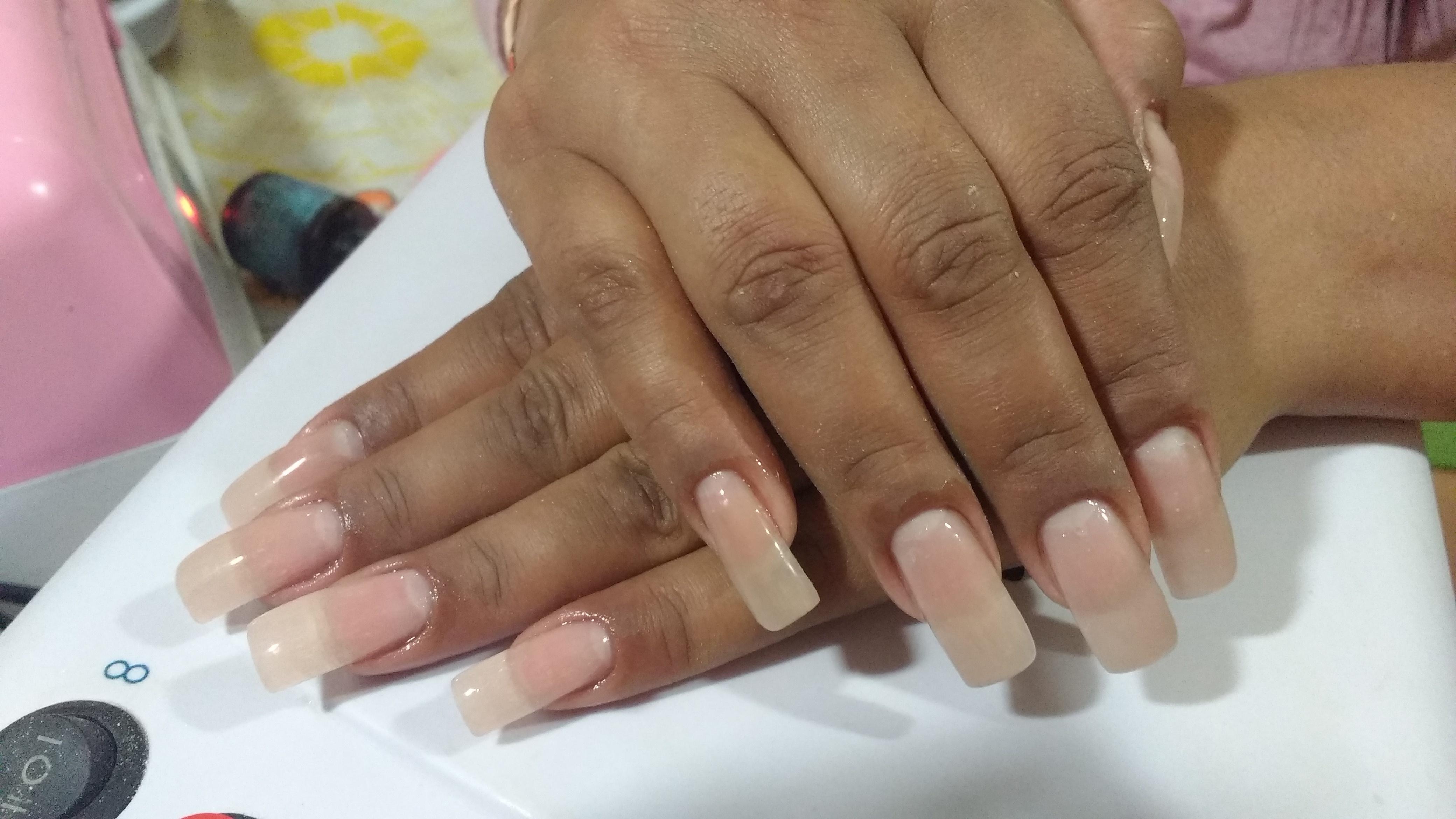 Fibra ❤ unha manicure e pedicure
