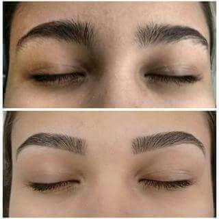 Designer de sobrancelhas assistente esteticista depilador(a) designer de sobrancelhas esteticista