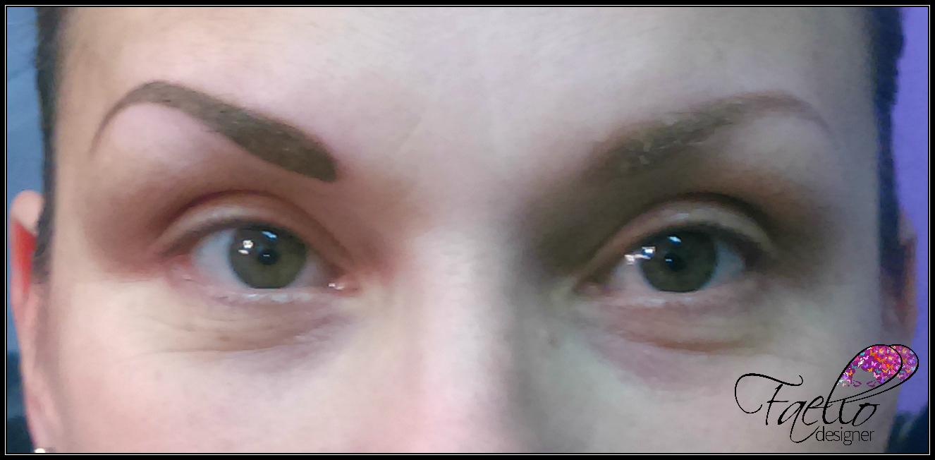Quem disse que micropigmentação não da resultados? estética micropigmentador(a) designer de sobrancelhas maquiador(a) dermopigmentador(a)