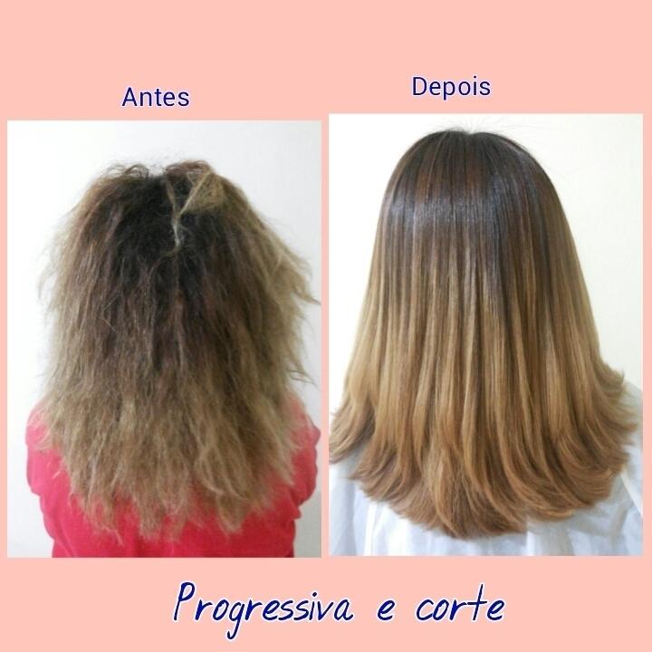 #progressiva #resultado perfeito #corte cabelo cabeleireiro(a)
