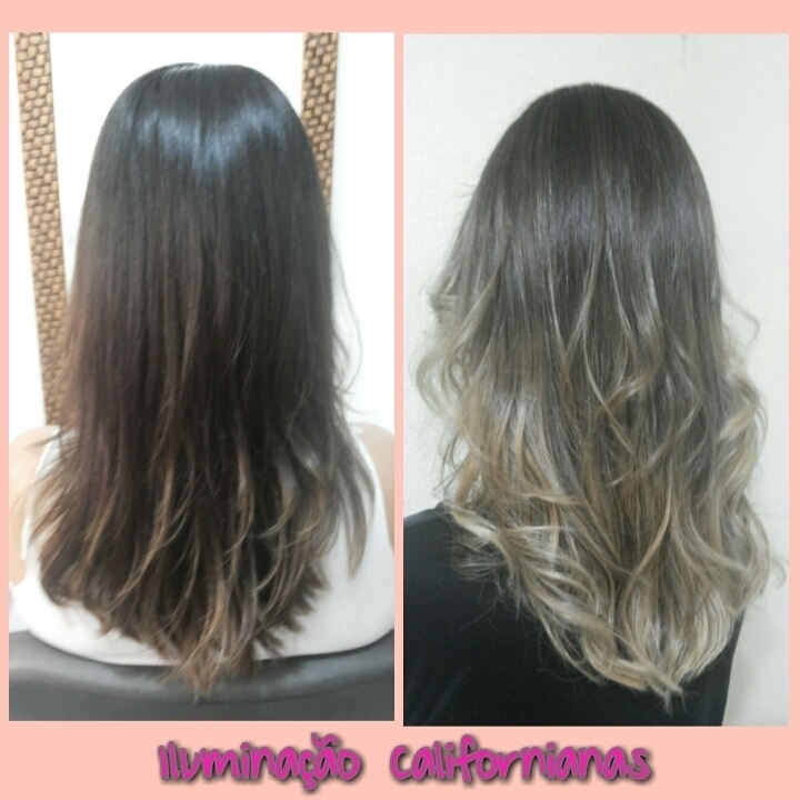 #Luzes #californianas #iluminação morenas #morena iluminada. cabelo cabeleireiro(a)