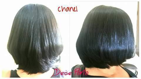 #corte # chanel cabelo cabeleireiro(a)