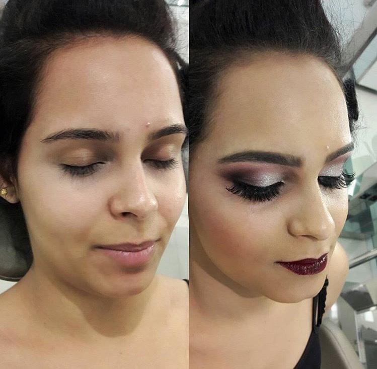 Maquiagem para formandos. maquiagem maquiador(a)