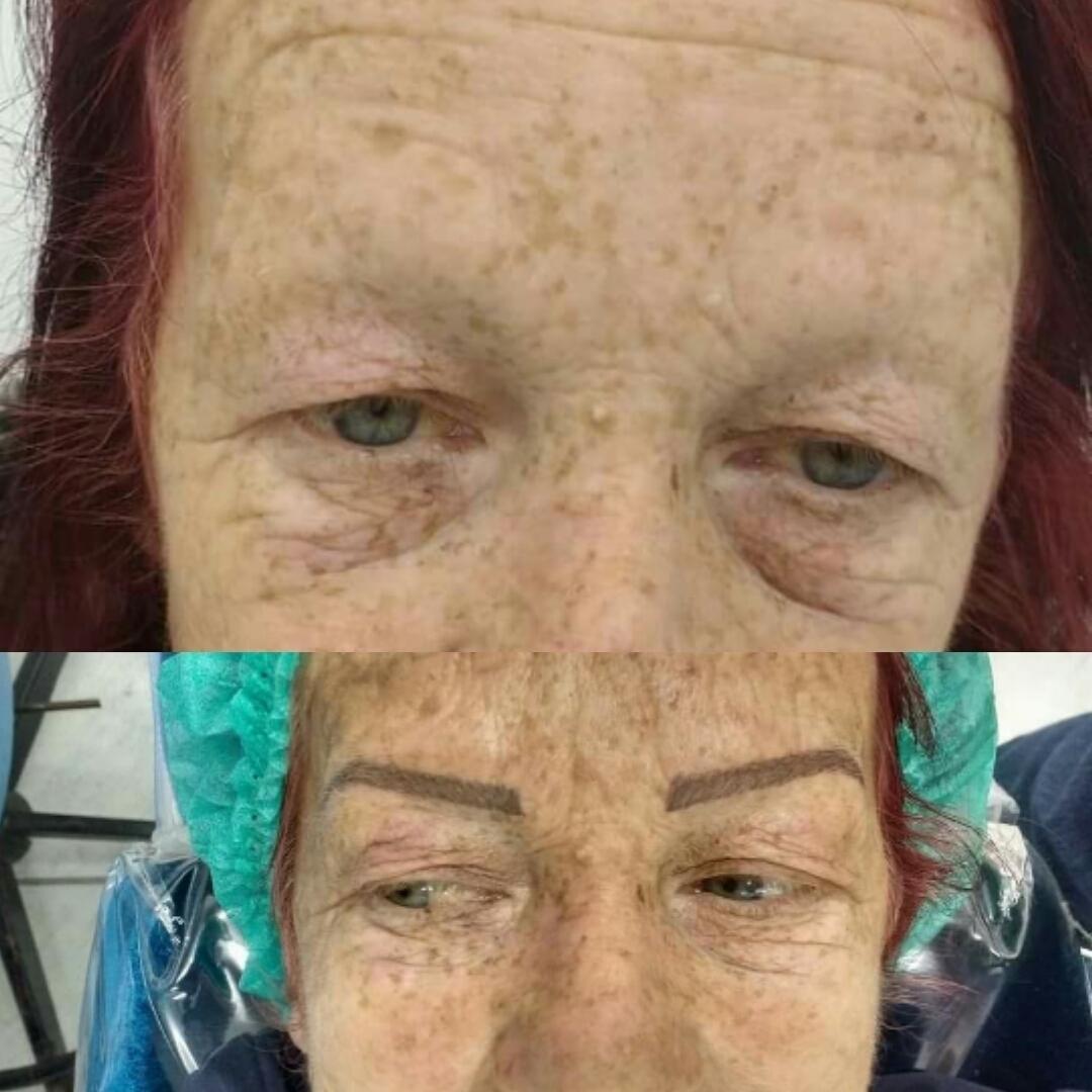 Micropigmentação fio a fio #micropigmentacao  outros micropigmentador(a) maquiador(a) cosmetólogo(a) depilador(a) designer de sobrancelhas esteticista estudante massagista massoterapeuta assistente esteticista