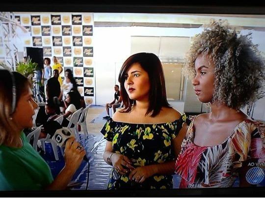 Entrevista em mídia global! maquiagem micropigmentador(a) maquiador(a) cosmetólogo(a) depilador(a) designer de sobrancelhas esteticista estudante massagista massoterapeuta assistente esteticista