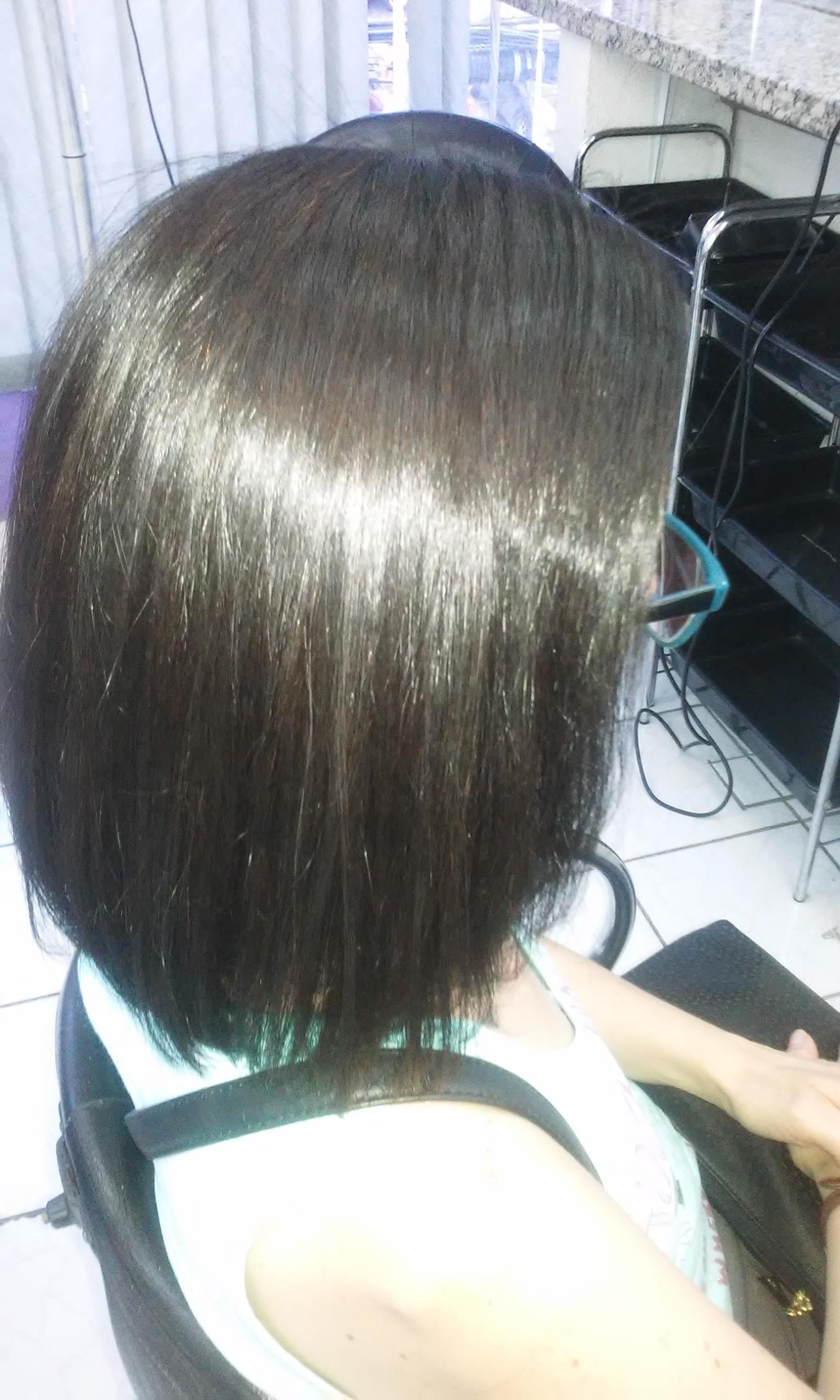 Relaxamento com Guanidina cabelo auxiliar cabeleireiro(a) designer de sobrancelhas cabeleireiro(a)