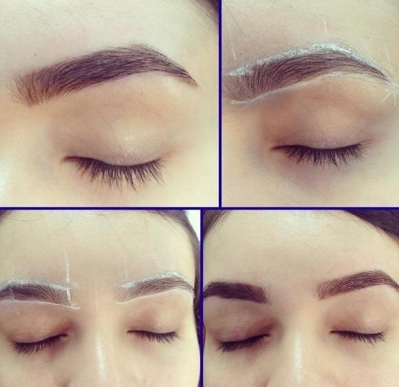 outros designer de sobrancelhas maquiador(a)