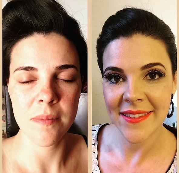 Make up outros designer de sobrancelhas maquiador(a)