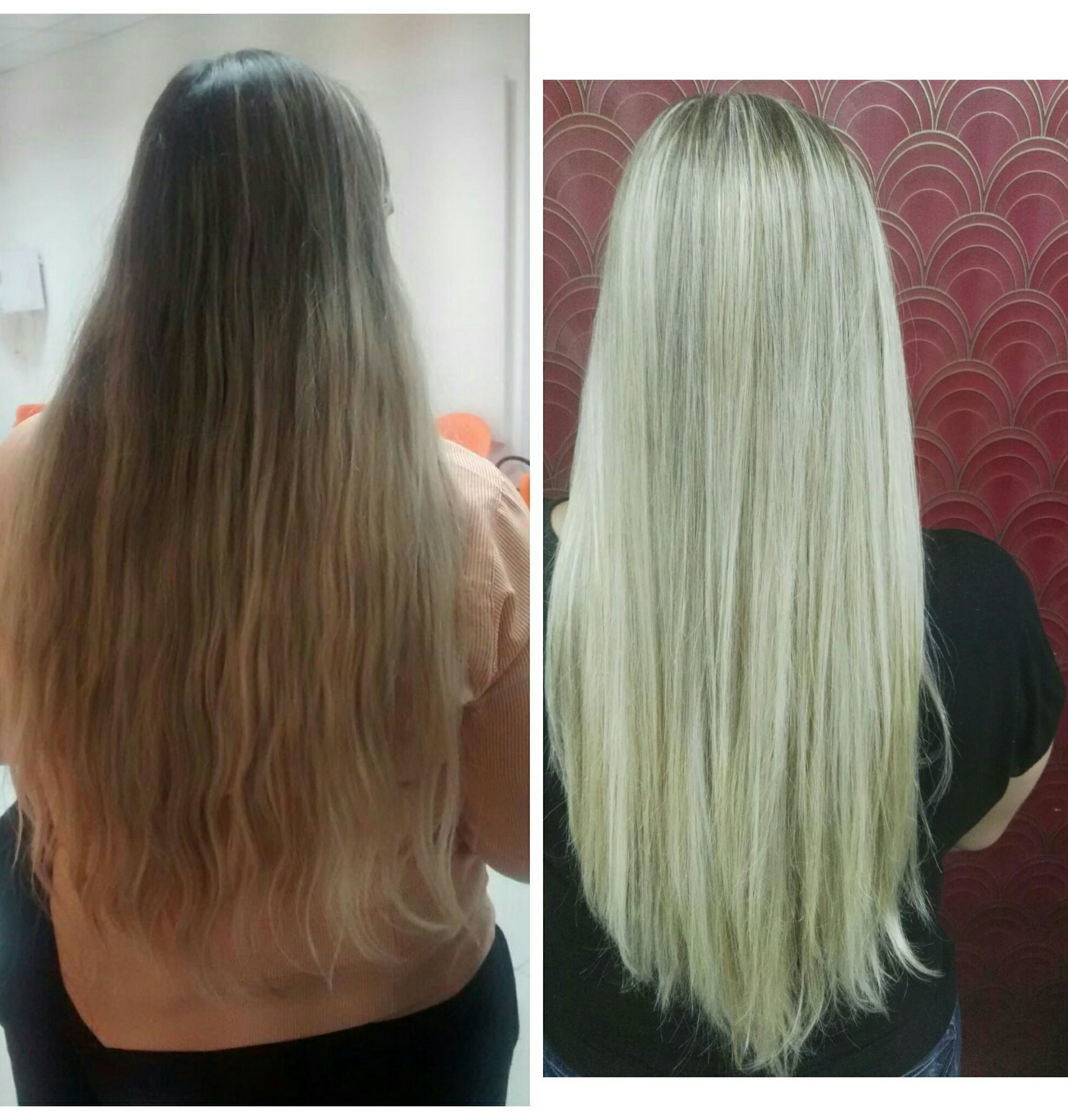Full head highlights cabeleireiro(a)