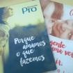 Novas revistas da BUONA VITA para clientes Pro e Care!!!!