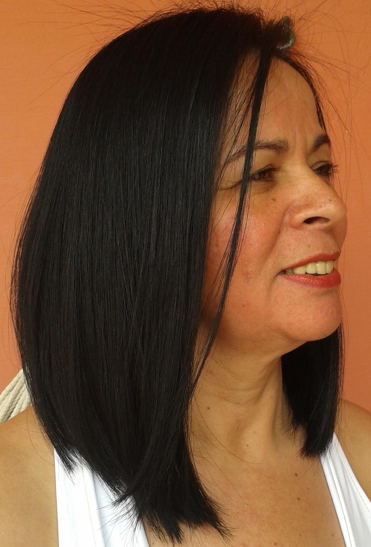 Escova  Progressiva + Corte cabelo esteticista cabeleireiro(a) depilador(a) designer de sobrancelhas