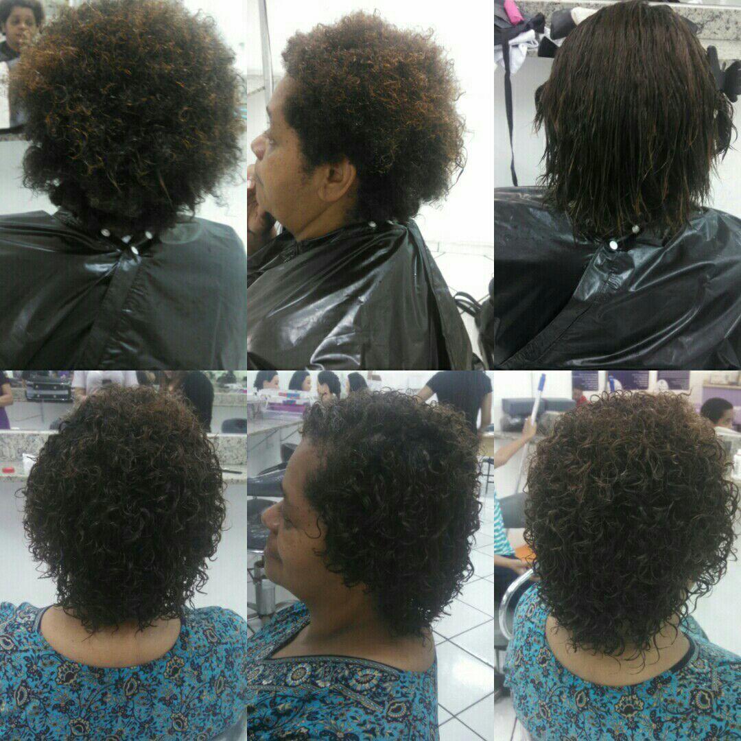 Permanente Afro cabelo cabeleireiro(a) auxiliar cabeleireiro(a) barbeiro(a)