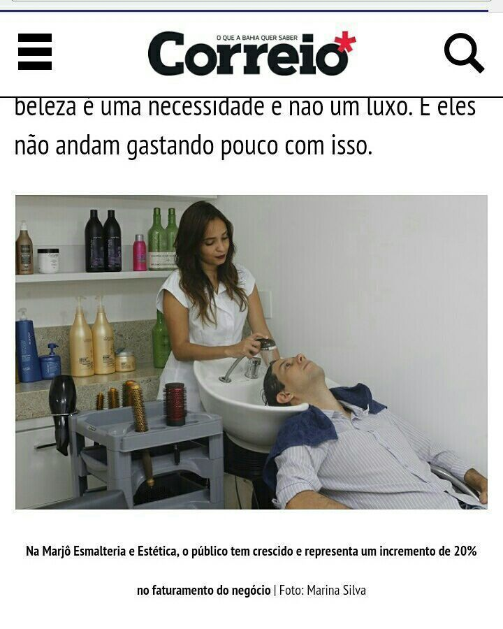 estética cabeleireiro(a) esteticista maquiador(a) assistente esteticista assistente maquiador(a)