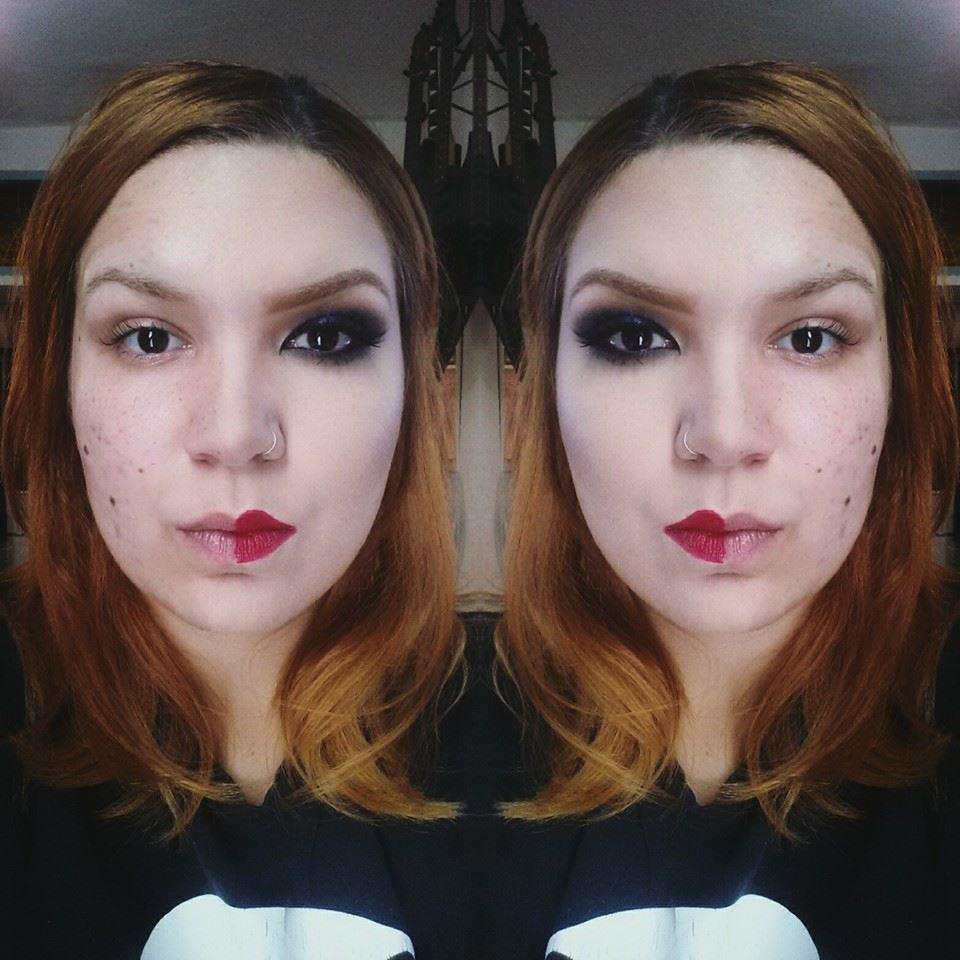 O poder da maquiagem! maquiagem maquiador(a)