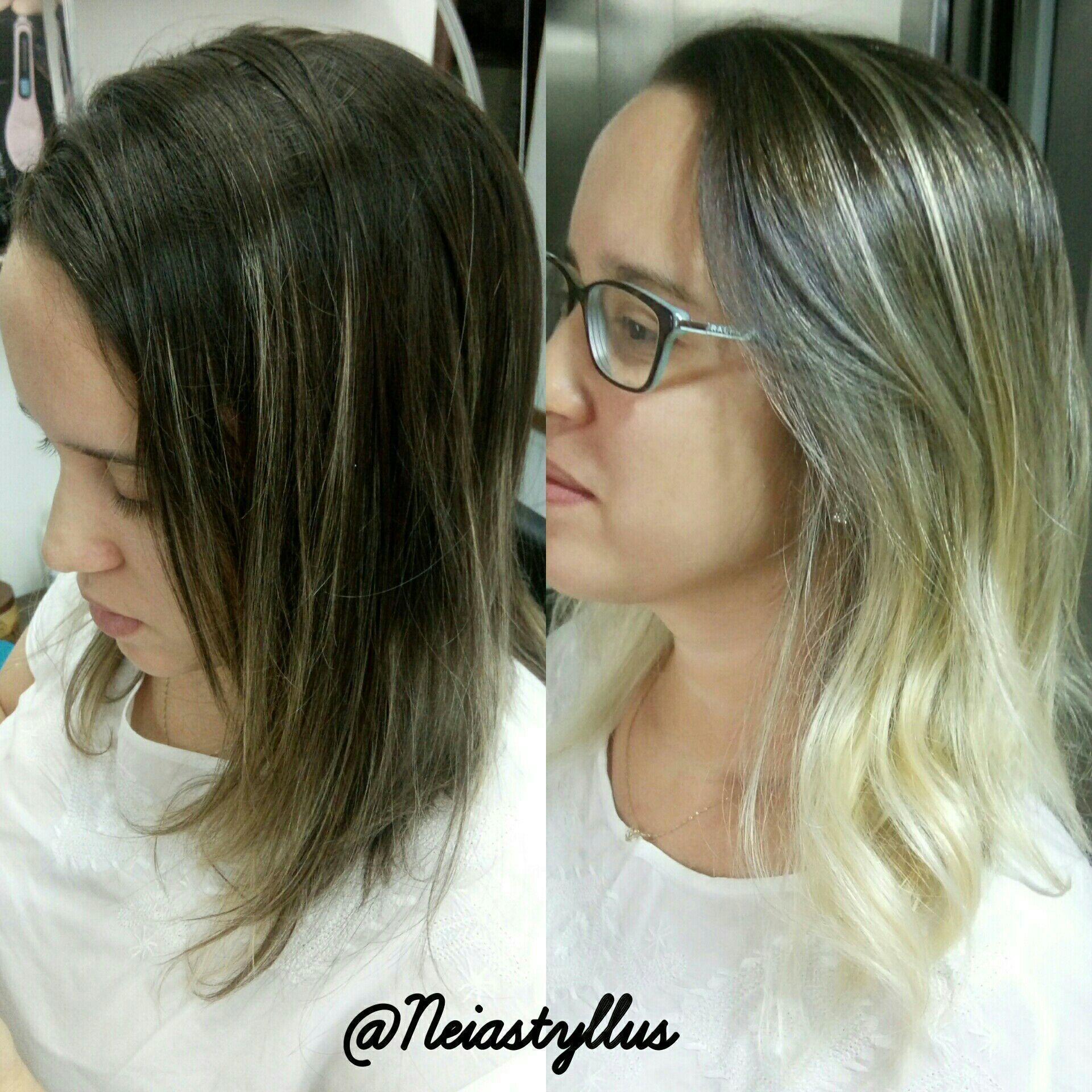 cabelo cabeleireiro(a) designer de sobrancelhas empresário(a) / dono de negócio escovista maquiador(a) stylist /visagista maquiador(a) maquiador(a)