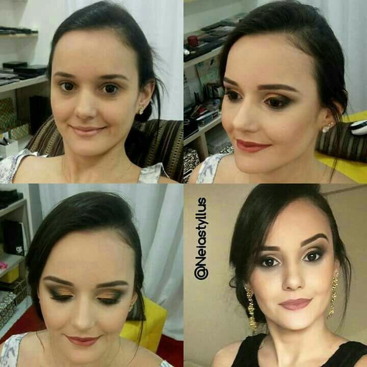 cabeleireiro(a) designer de sobrancelhas empresário(a) / dono de negócio escovista maquiador(a) stylist /visagista maquiador(a) maquiador(a)