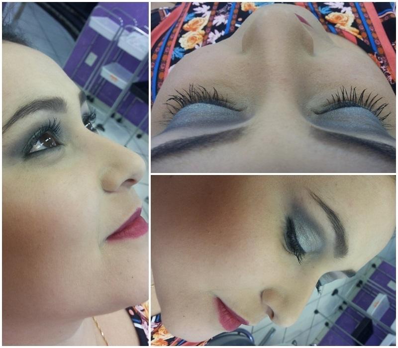 #make #paranoite #makepretoebranco  maquiagem maquiador(a) designer de sobrancelhas assistente maquiador(a)