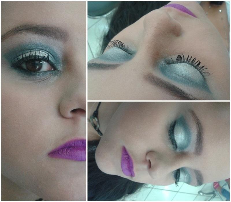 #make #paranoite #pretoebranco maquiagem maquiador(a) designer de sobrancelhas assistente maquiador(a)