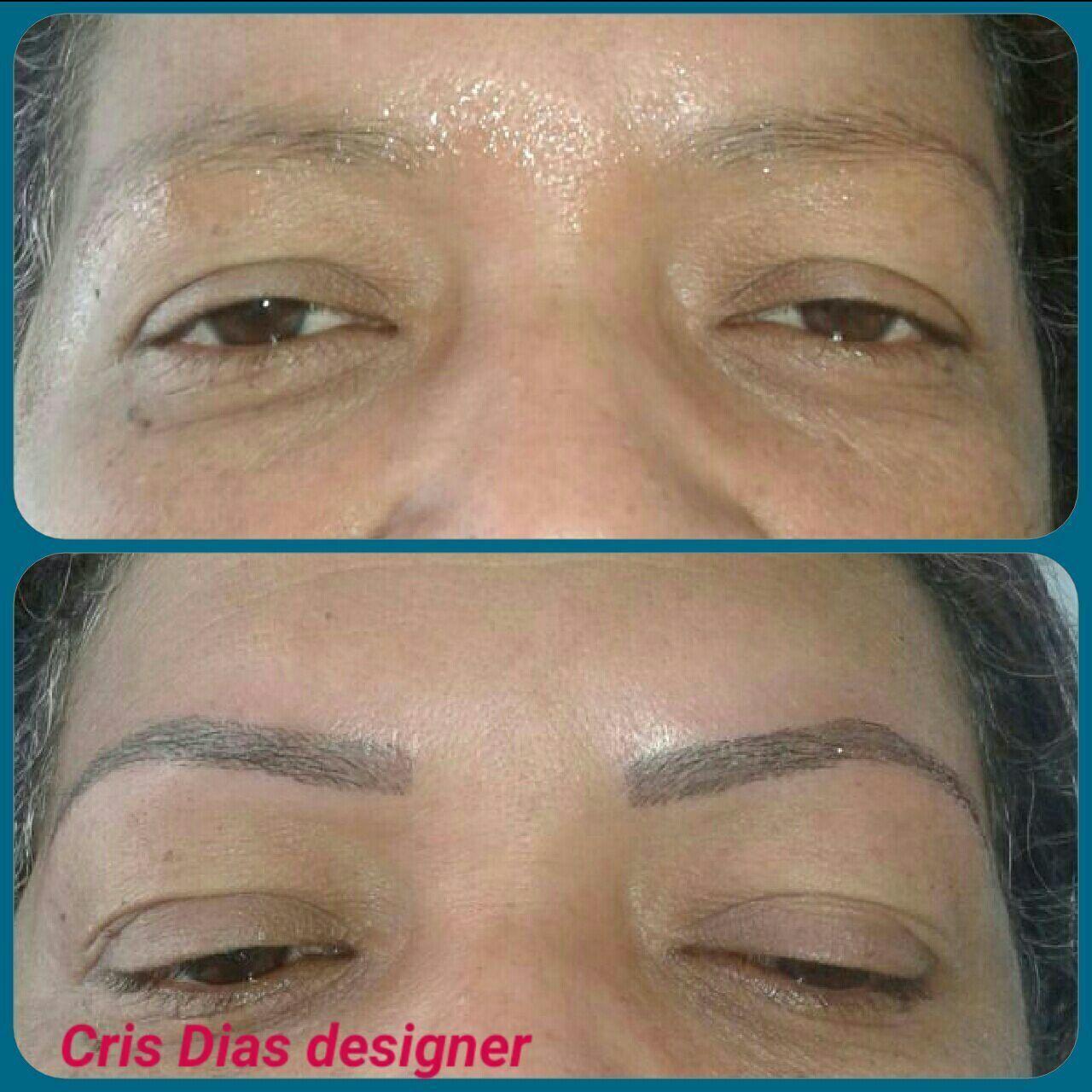 Correcao de falhas estética micropigmentador(a) designer de sobrancelhas esteticista depilador(a)