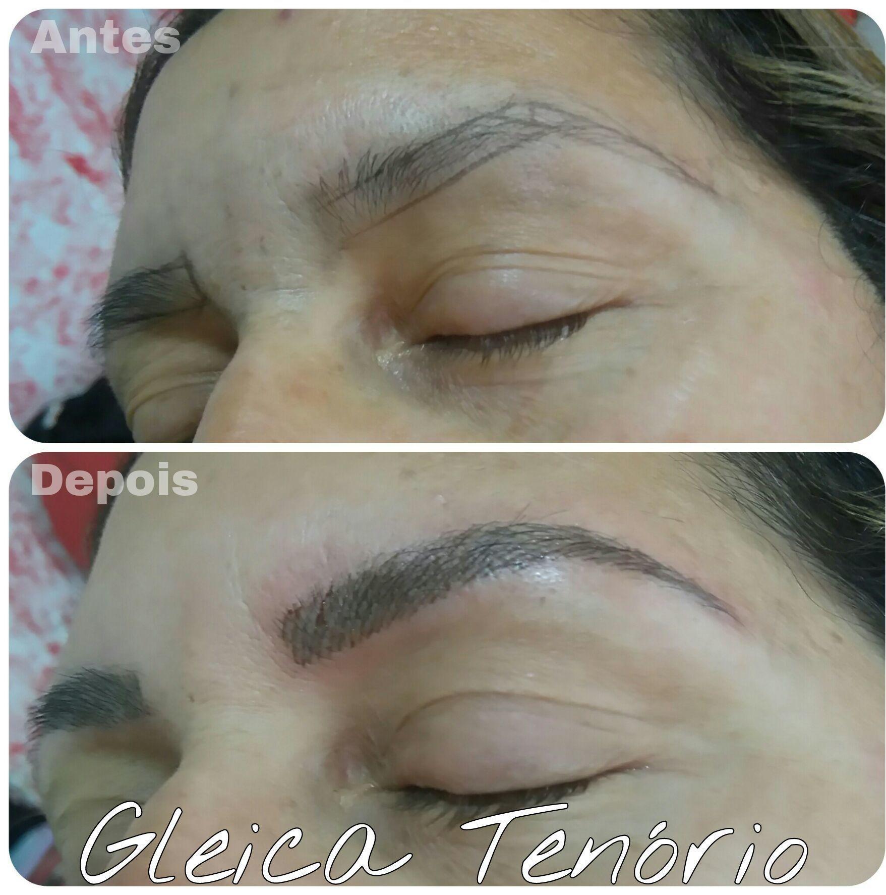 Micropigmentaçao esteticista maquiador(a)