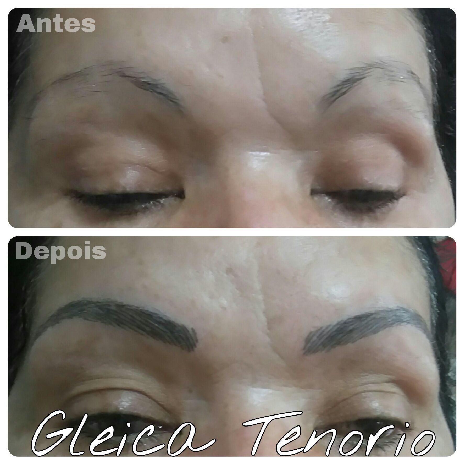 Micropigmentaçao fio a fio esteticista maquiador(a)