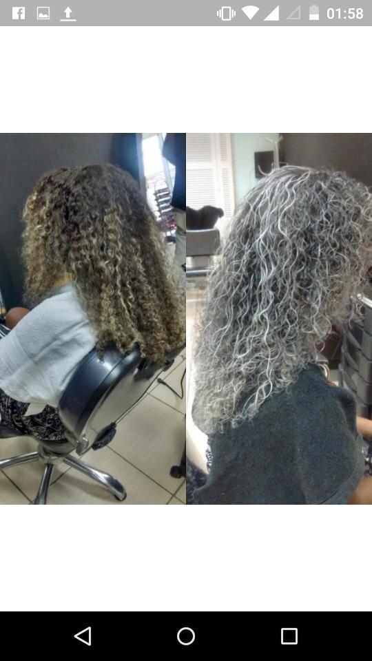Uma das cores mais desejadas pelas loiras!!! cabelo cabeleireiro(a)