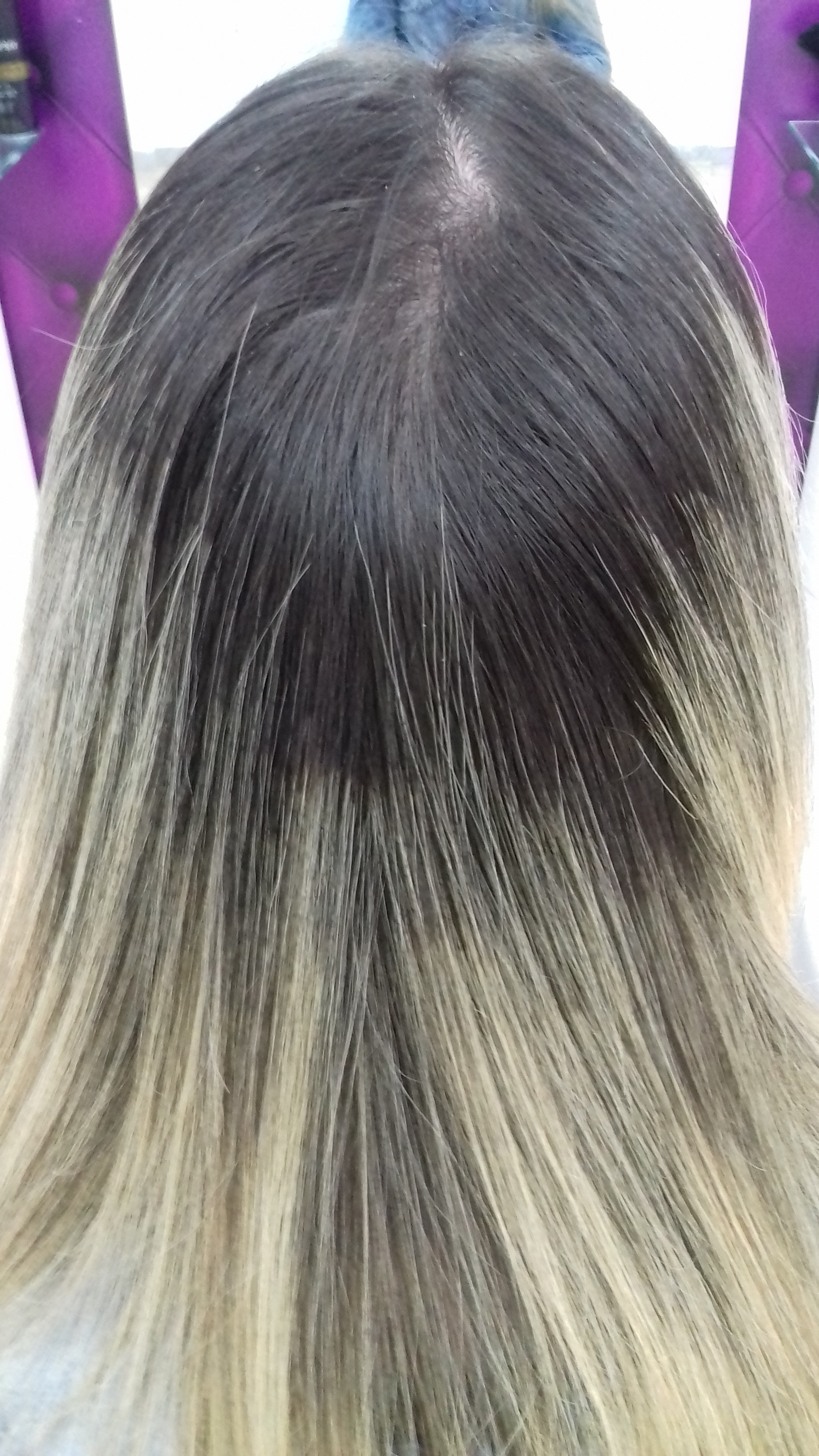luzes correção cabelo cabeleireiro(a) maquiador(a)