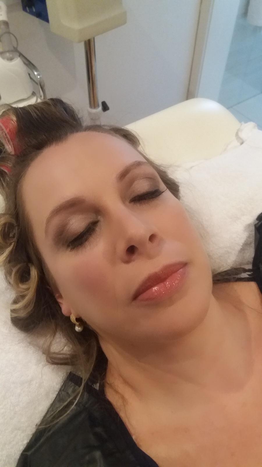Maquiagem para casamento. Veja mais no meu Blog Vaidosas de Batom:  www.vaidosasdebatom.com maquiagem maquiador(a) docente / professor(a)