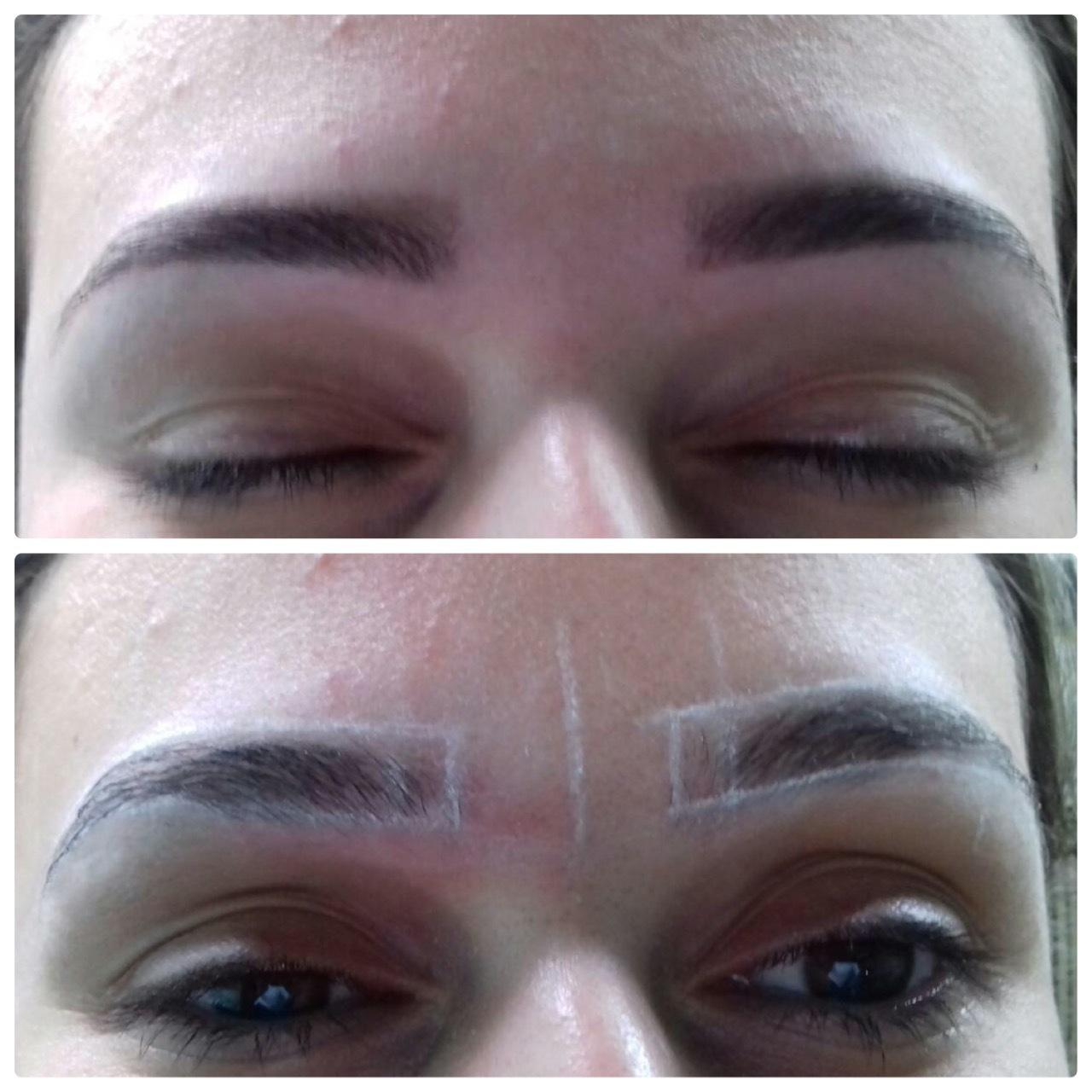 Design com henna, depilação com linha e visagismo facial  outros designer de sobrancelhas micropigmentador(a)