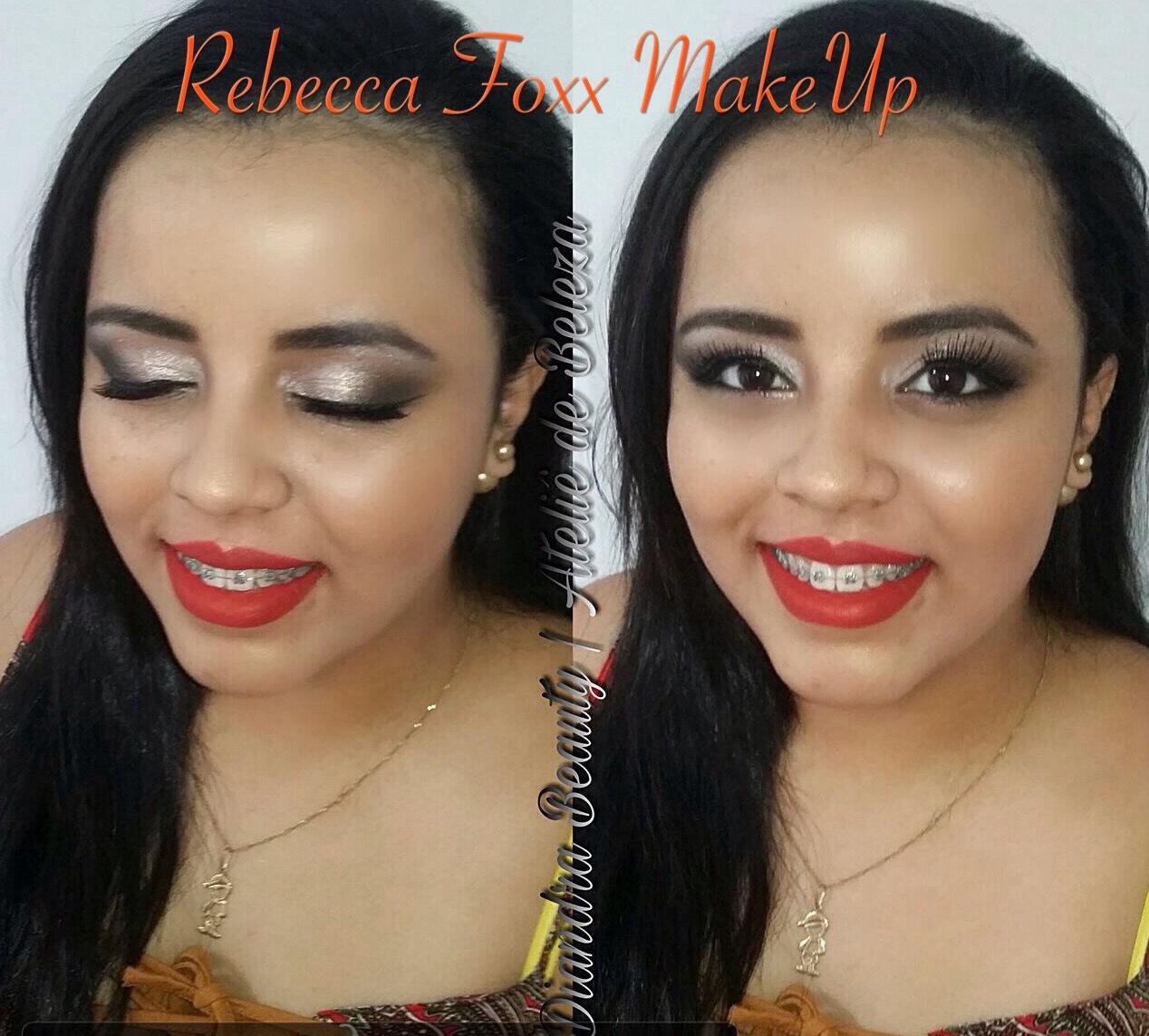Make feita por mim em uma cliente do ateliê Diandra Beauty. maquiagem maquiador(a) estudante (cabeleireiro) auxiliar cabeleireiro(a)