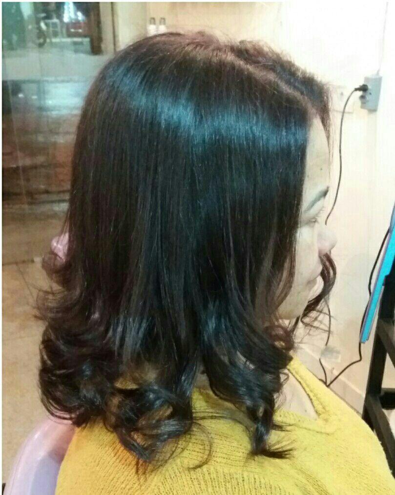 Botox Absolut repair + corte cabelo cabeleireiro(a)