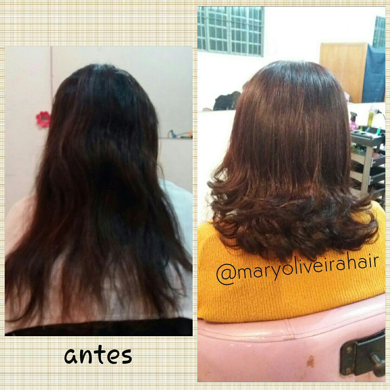 Botox +corte cabelo cabeleireiro(a)