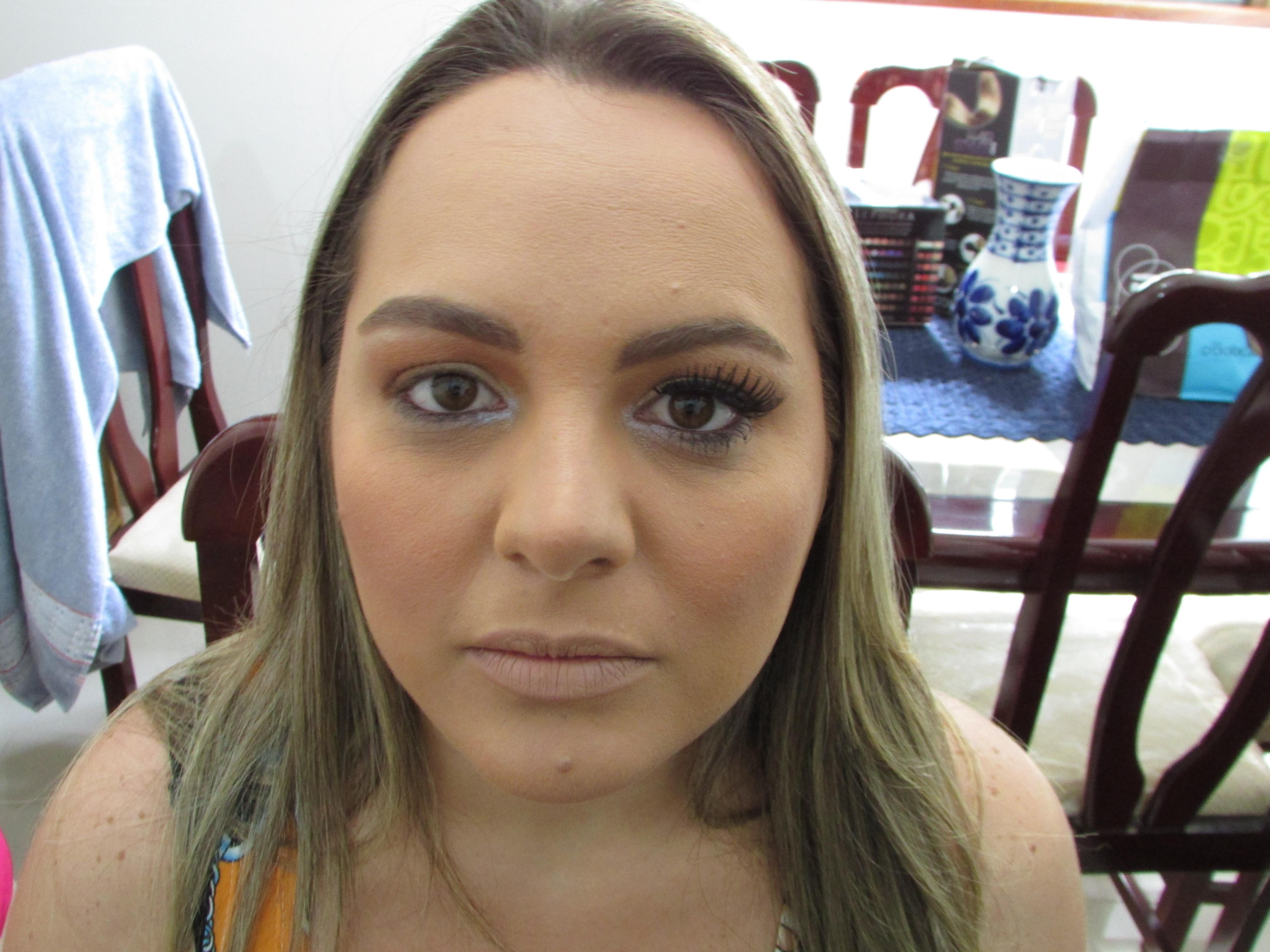 Juliana Cervone #MakeUp #Casamento maquiagem maquiador(a)