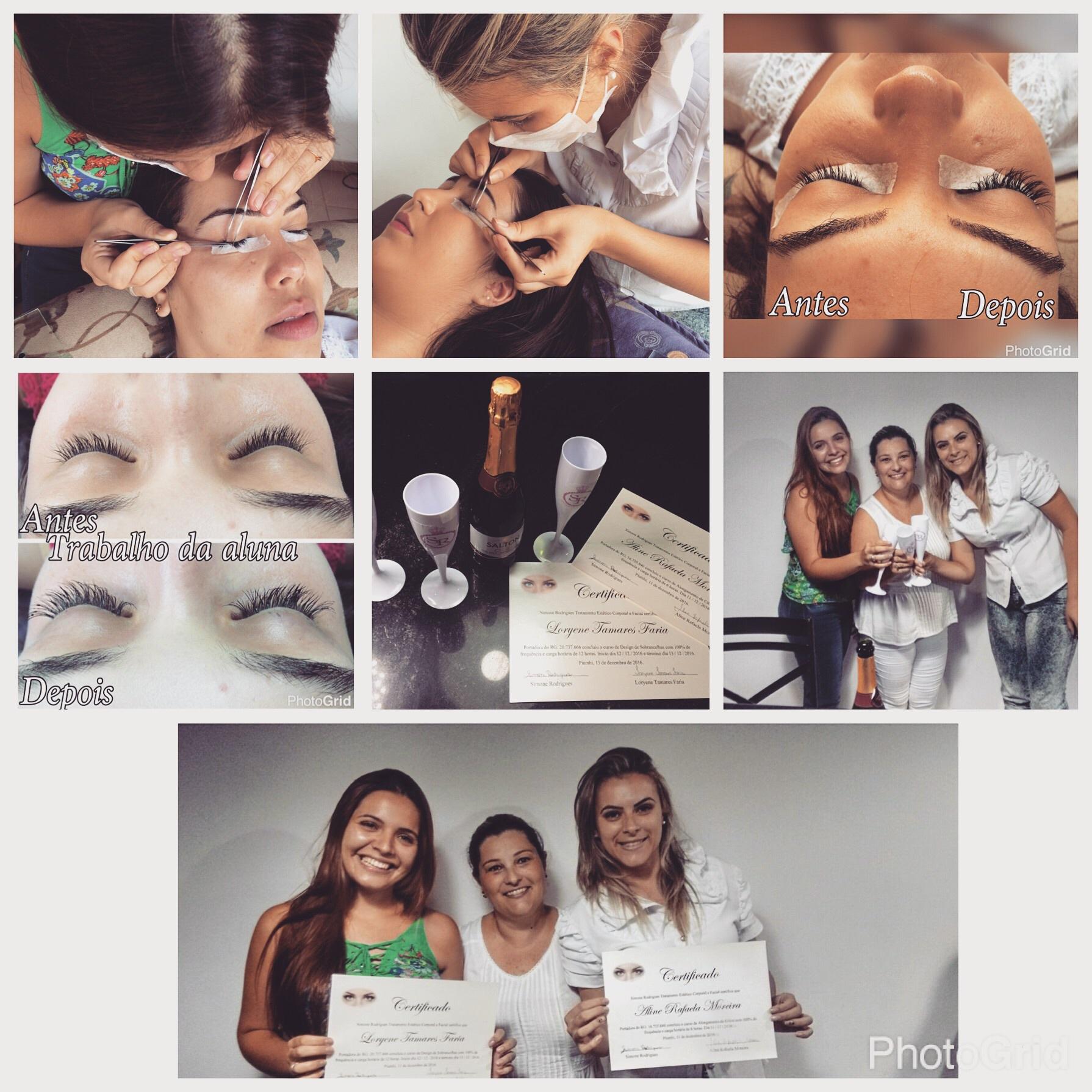 Curso de Alongamento de Cílios em Piumhi MG...👏🏻👏🏻👏🏻 #curso #alongamentodecilios outros designer de sobrancelhas esteticista depilador(a) micropigmentador(a)