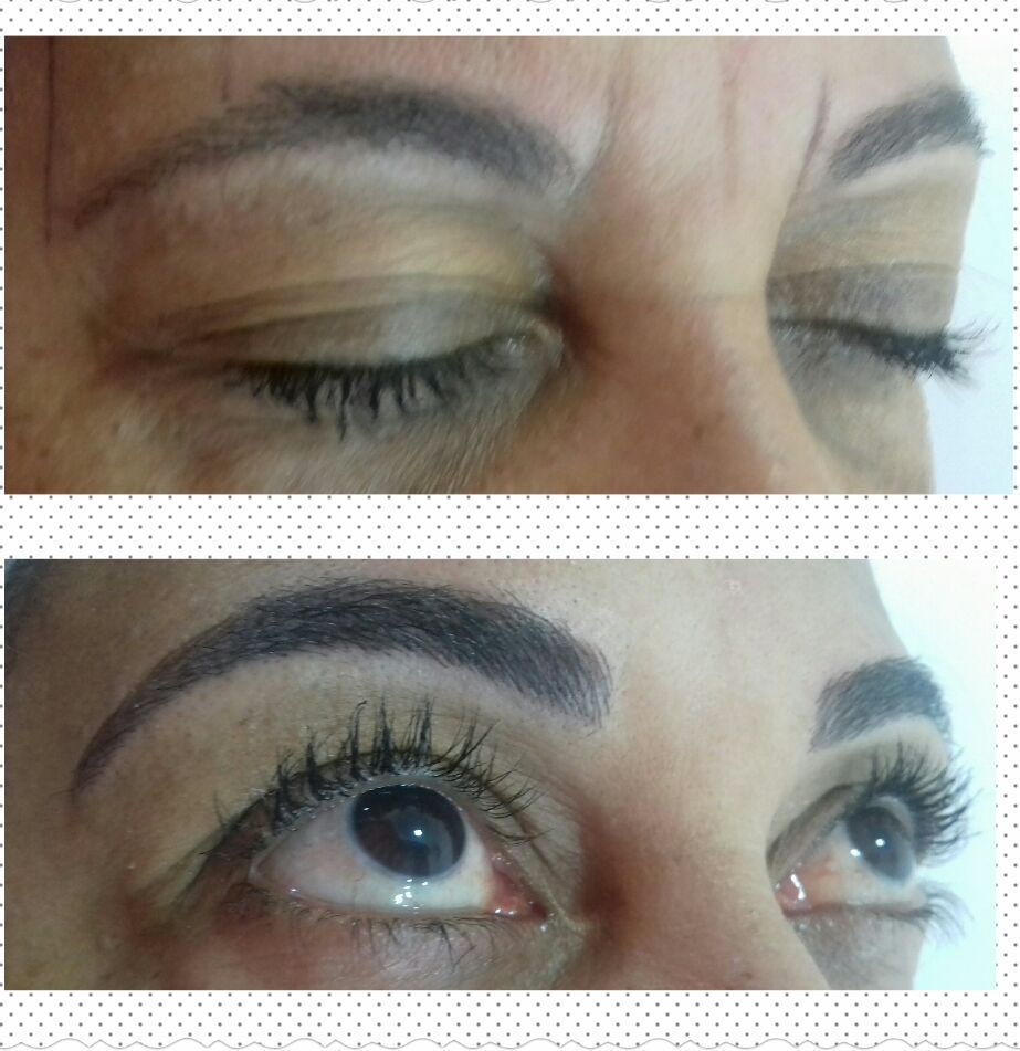 Microblading tebori maquiagem designer de sobrancelhas dermopigmentador(a) depilador(a) micropigmentador(a) esteticista