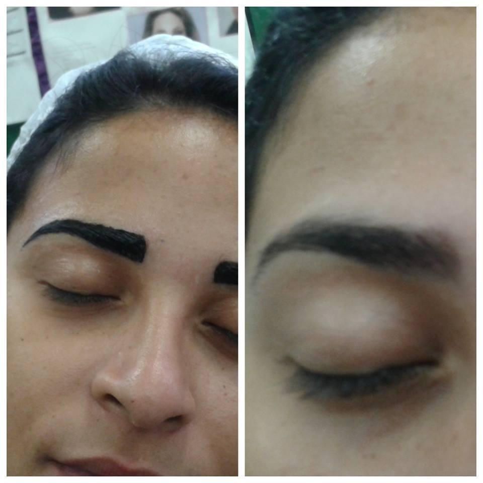design de sobrancelha e henna outros maquiador(a) designer de sobrancelhas