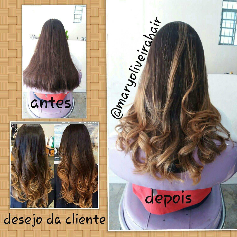 Californianas cabelo cabeleireiro(a)