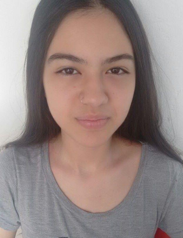 Pele Mestiça (Antes) maquiagem recepcionista maquiador(a)