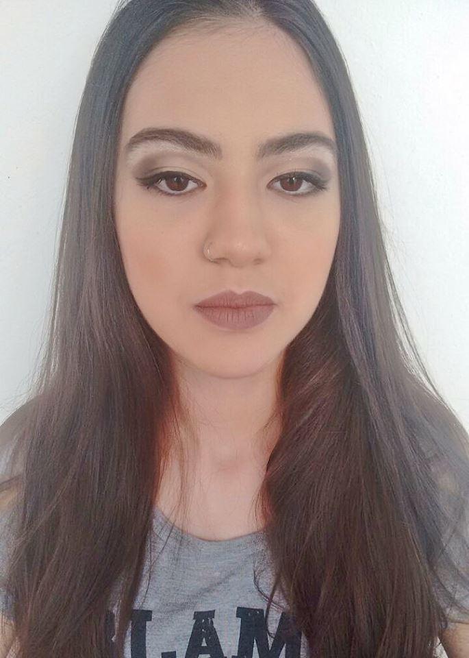 Pele Mestiça (Depois) maquiagem recepcionista maquiador(a)