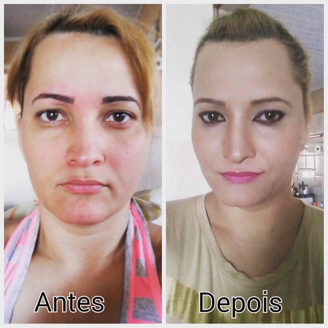 maquiagem depilador(a) designer de sobrancelhas